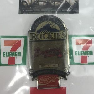 Other - Baseball 1993 Souvenir Lapel Hat Pin #3
